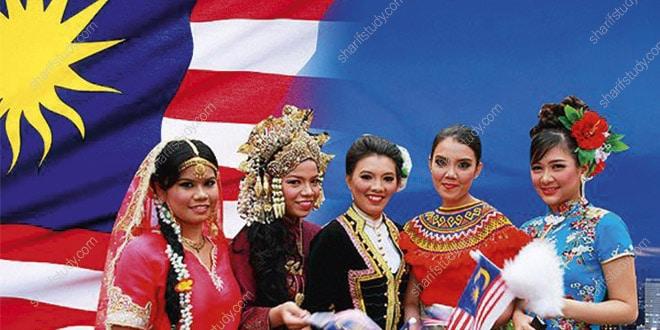 مردم و مذهب مالزی