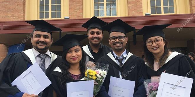 کارشناسی ارشد در مالزی