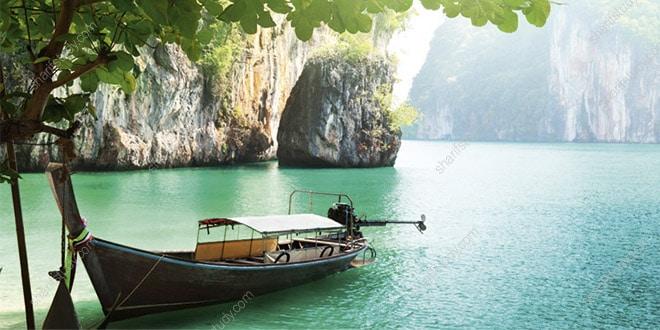 جزیره ی تیومان (Tioman)