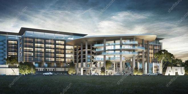 دانشگاه APU مالزی