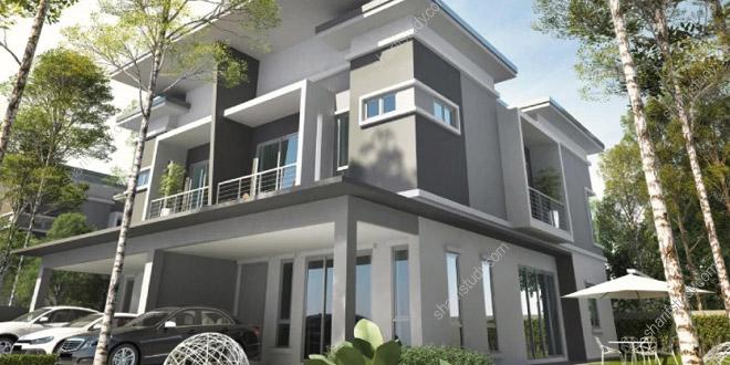 قیمت خانه در مالزی