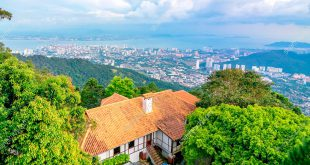 مروارید شرق در مالزی