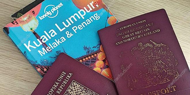 ویزای همراه مالزی